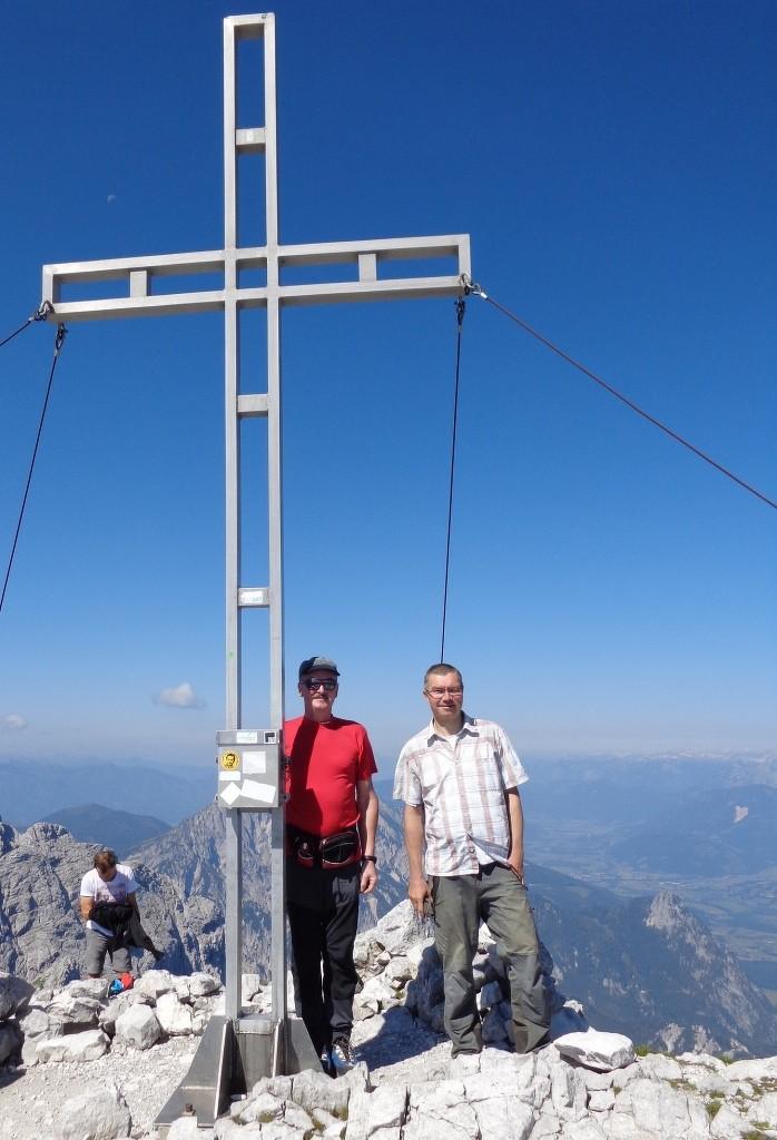 Hochtor-Gipfel 2.369 m