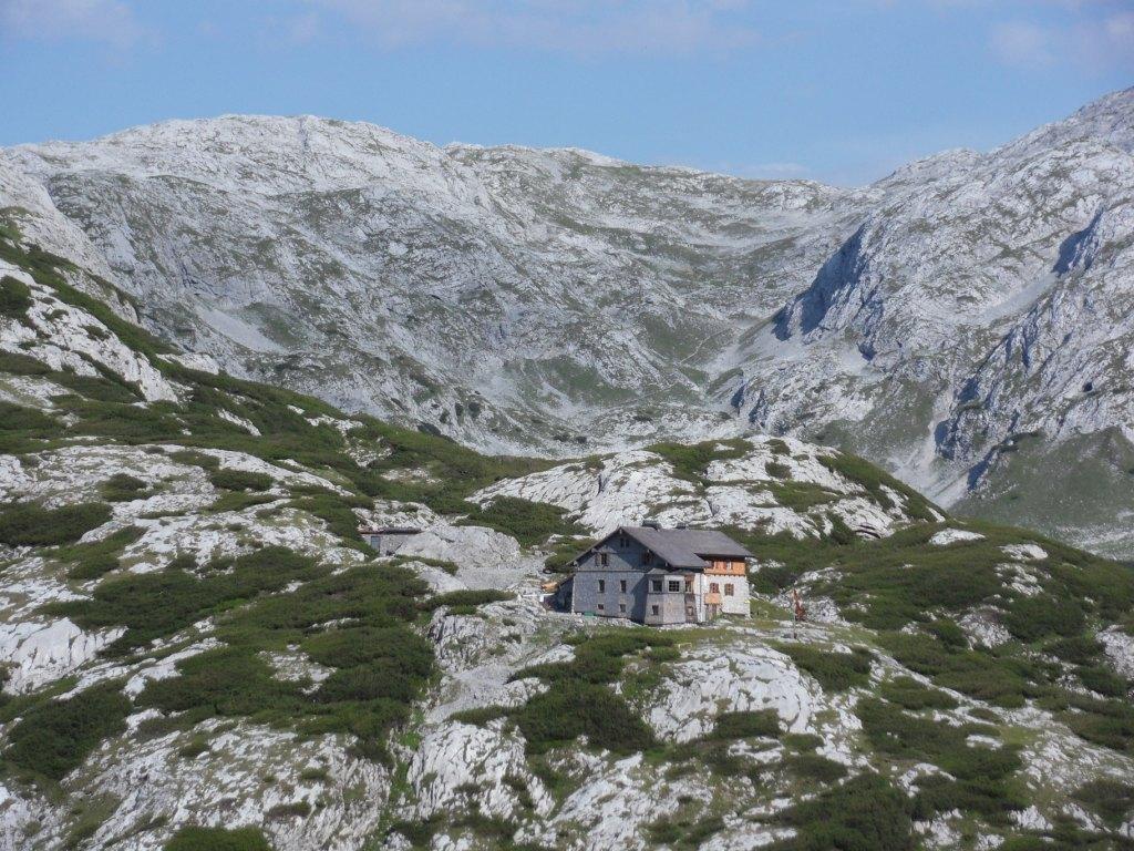 8.7.2011: Blick auf das Leopold-Happisch-Haus