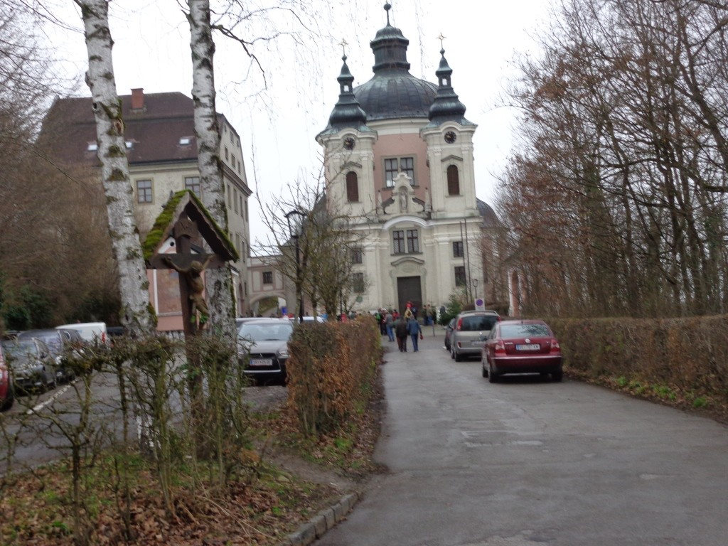 Kirche in Christkindl