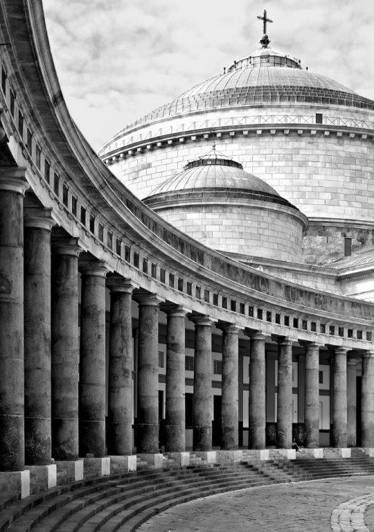 """Neapel"" von Kurt Oberhumer"