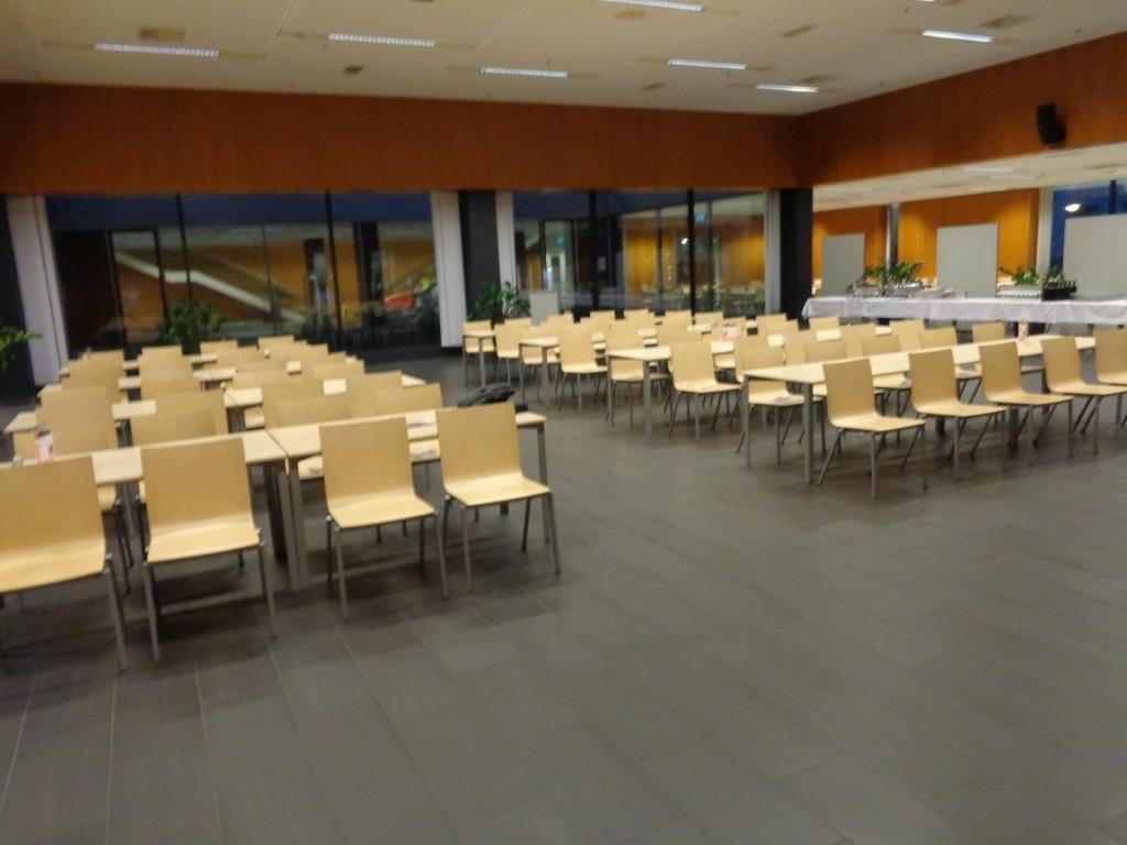 Veranstaltungssaal: Betriebsküche im LDZ