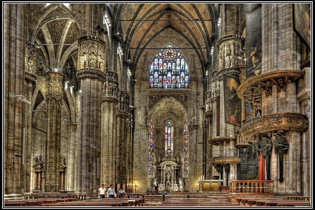 """Duomo di Milano"" von Ing. Hans Luttinger"