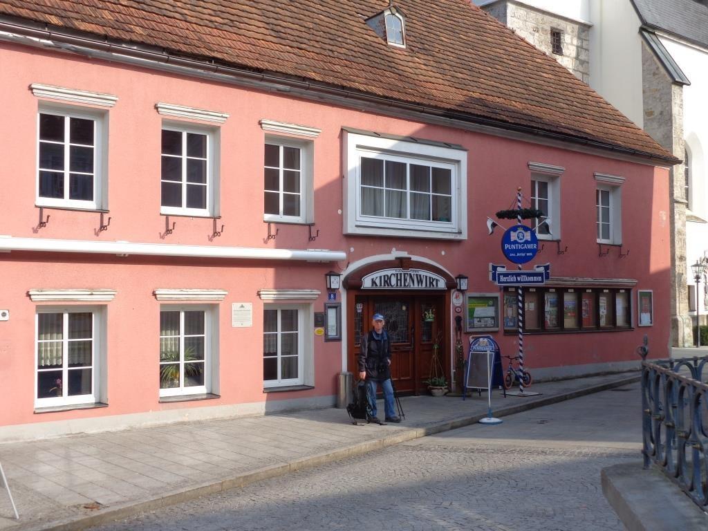 unsere spätere Einkehr, das Gasthaus Czerny