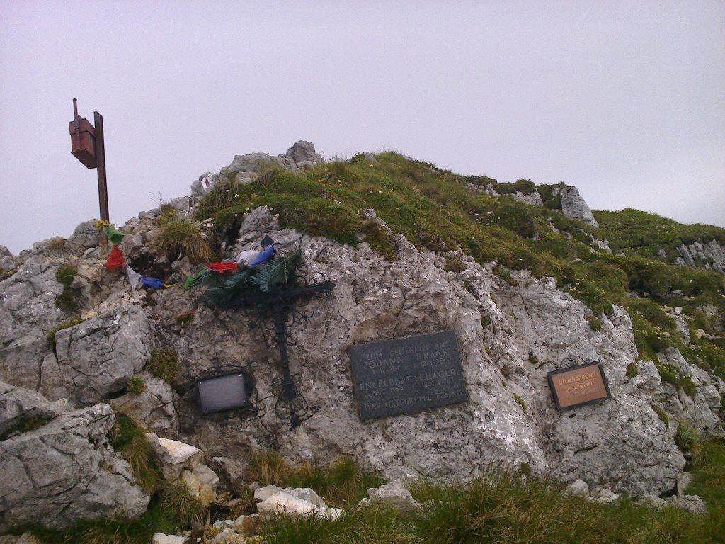 Bergsteigerdenkmal