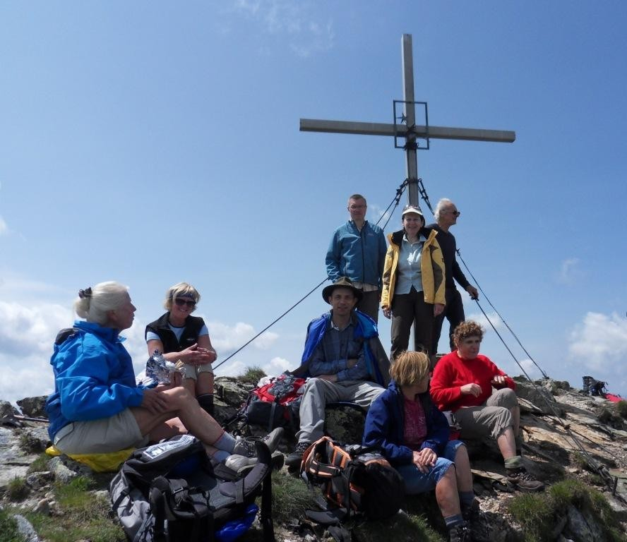 Geierhauptgipfel 2.417 m