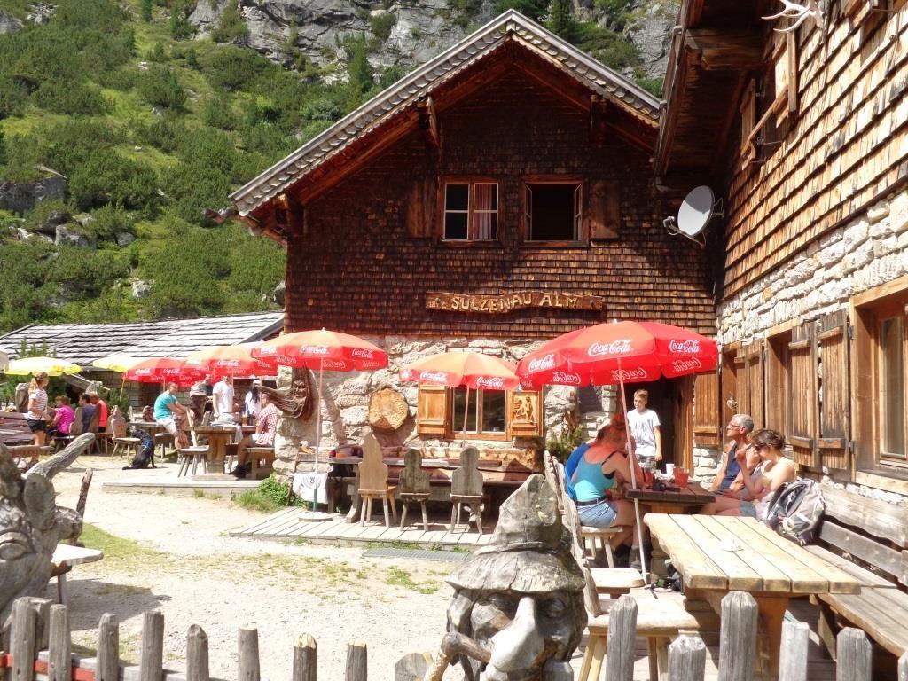 Sulzenauer Alm (1.800 m)