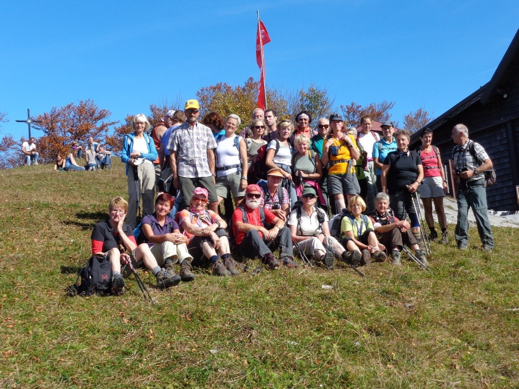 Bei der Traisnerhütte 1.313 m