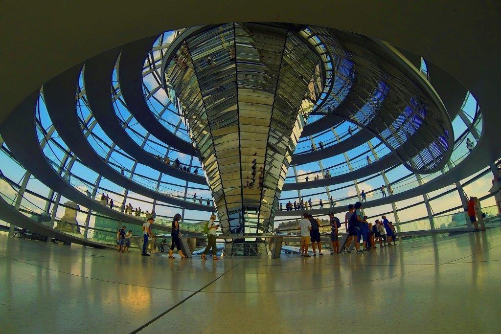 "Digital A-Kl. - Tim Bohaumilitzky ""Berliner Reichstag"""