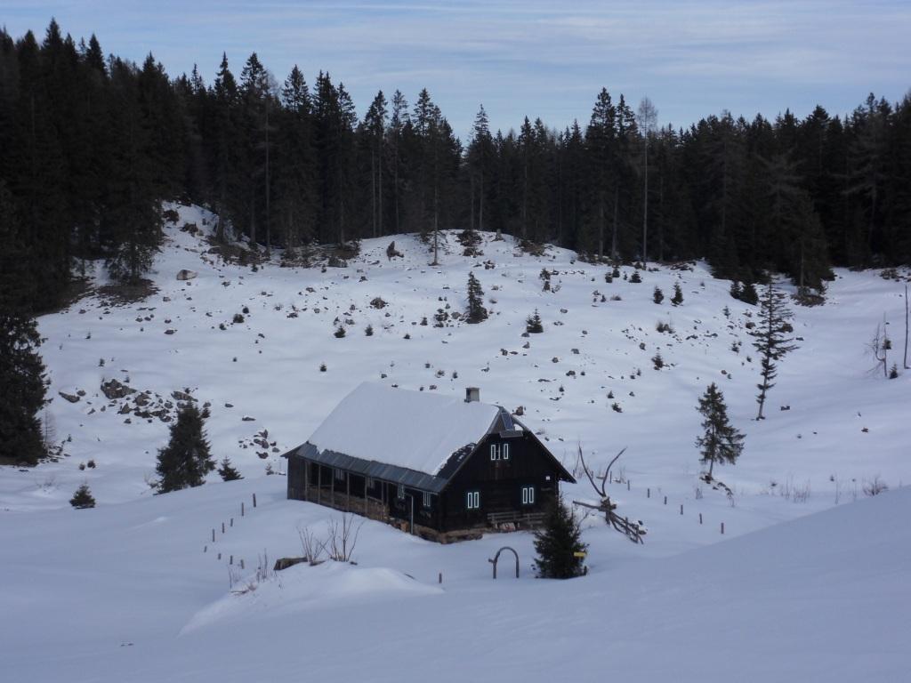 Schmiedalm 1.323 m