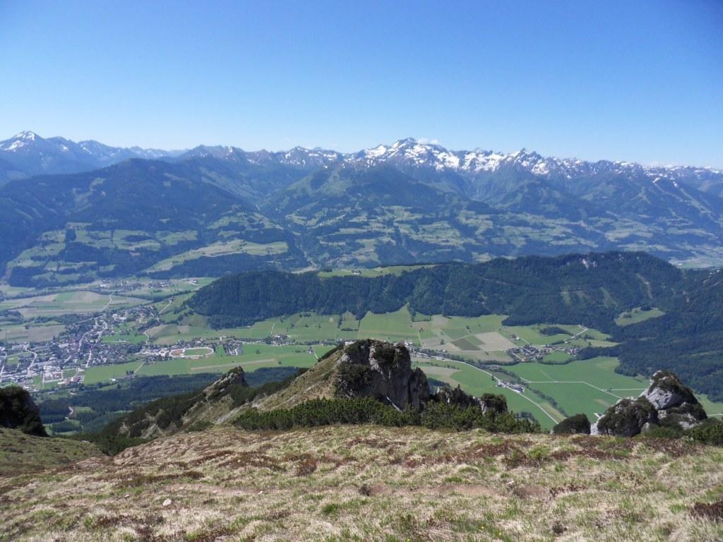 nochmals ein Blick in das Tal