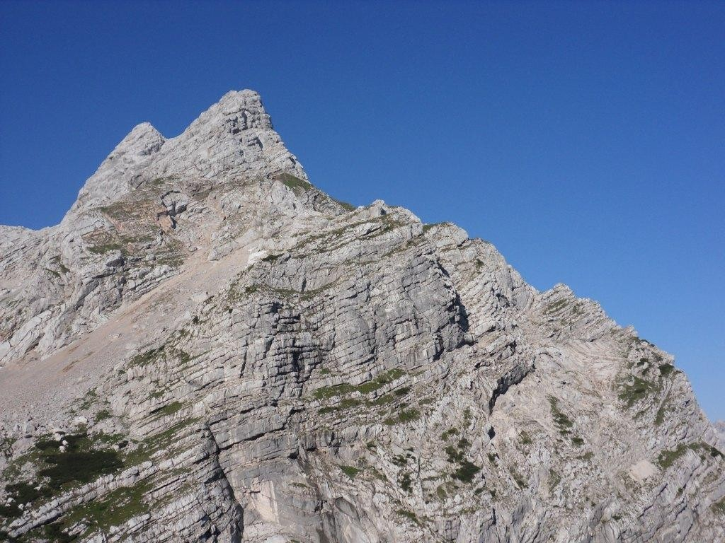 Blick auf das Almtaler Köpfl (2.204 m)