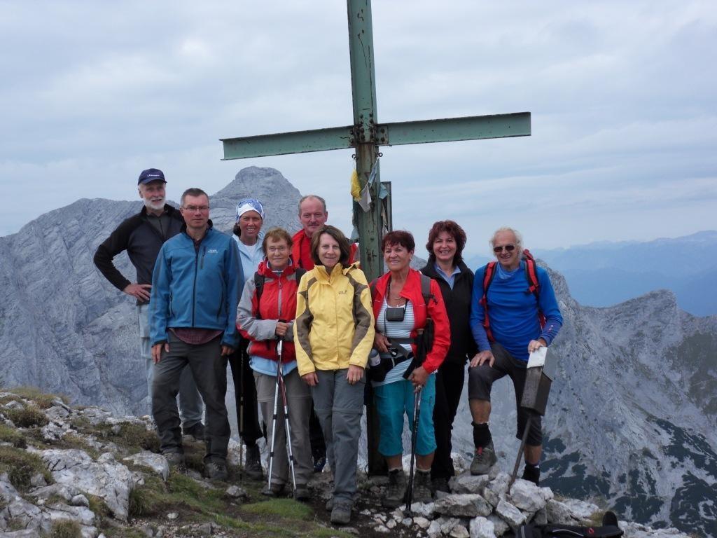 Hochzinödl (2.191 m), im Hintergrund das Hochtor