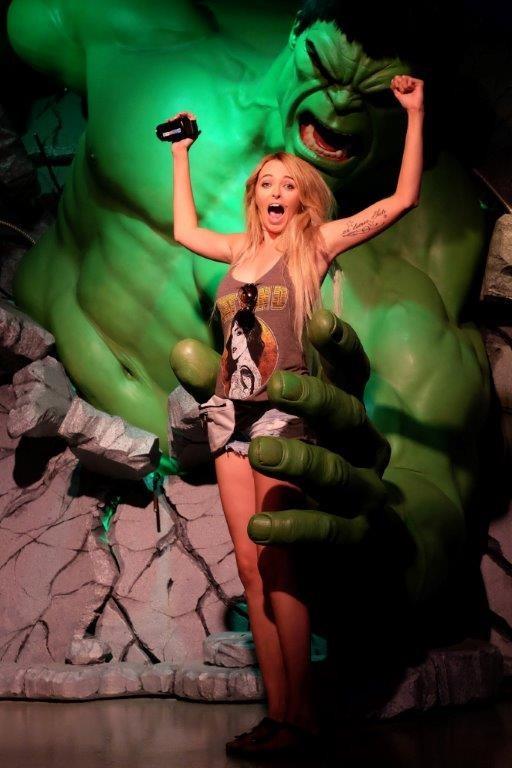 "Papierb.A-Kl. - Mag. Th. Ebert ""D. unglaubl. Hulk"" 1.EW."
