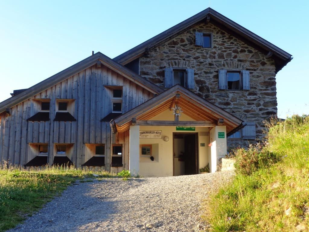Starkenburger Hütte (Nächtigung) 2.237 m