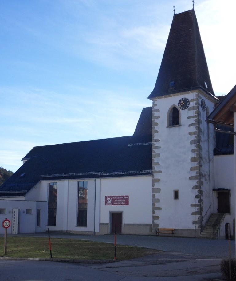 Pfarrkirche Schönau i.M.
