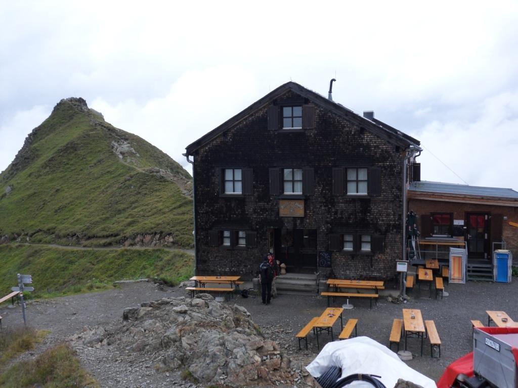 9.8.2011: Wormser Hütte (2.307 m)
