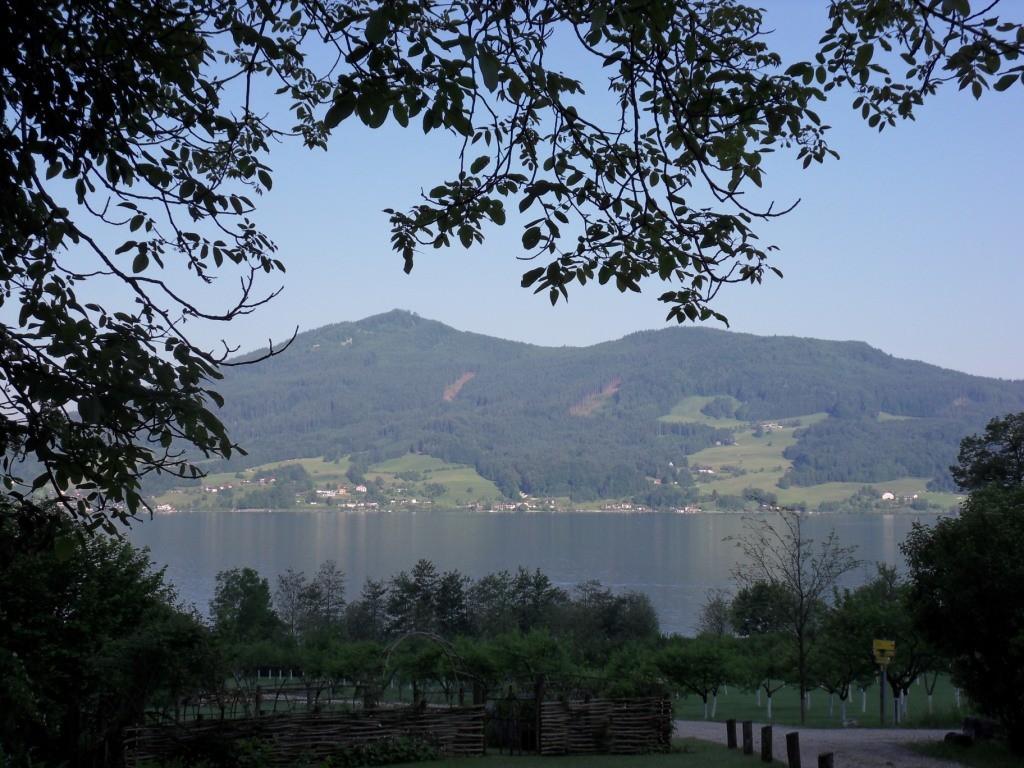 Ausgangspunkt Forstamt Steinbach am Attersee