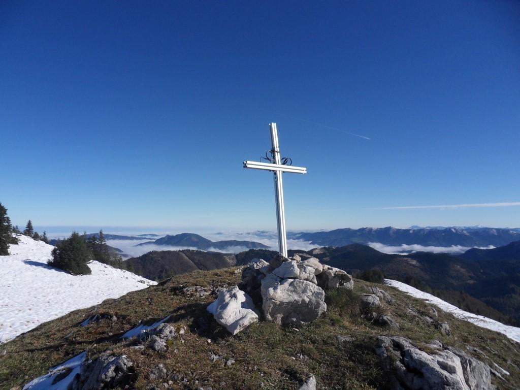 Haderlauskögerl-Gipfelkreuz 1.547 m