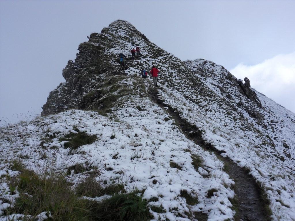 10.8.2011: über Golmer Höhenweg zum Gipfel