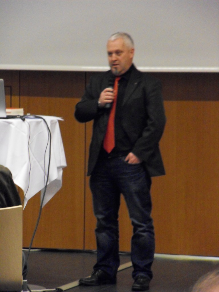 Grußworte vom LPA - Herrn Alfred Höll