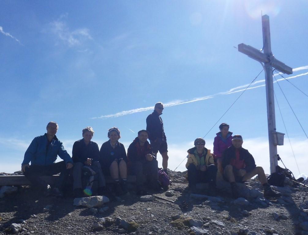 Weißeck-Gipfel 2.711 m
