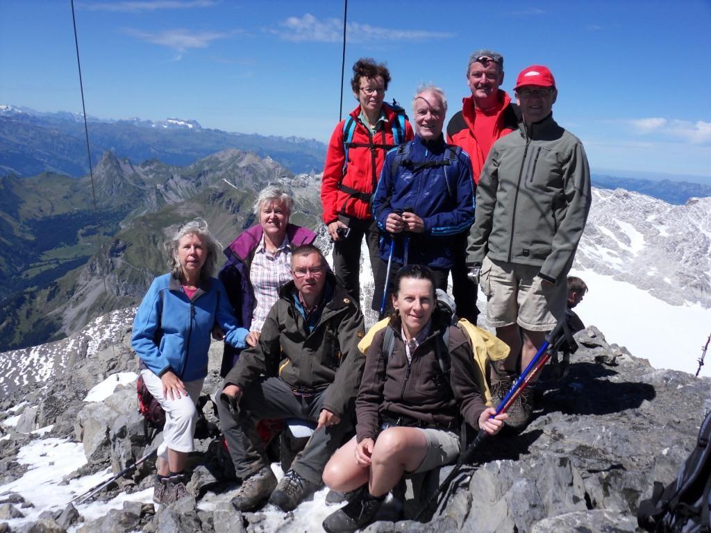 11.8.2011: Schesaplana (2.965 m)