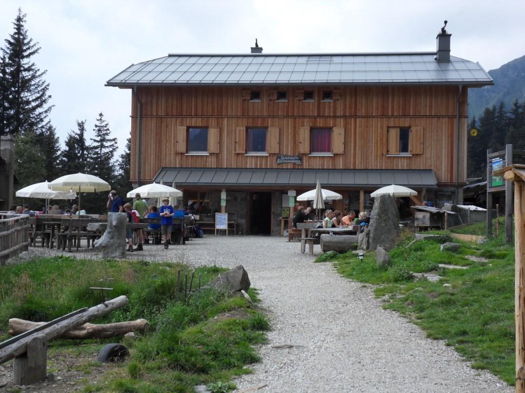4.8.2012: Hochganghaus (1.839 m)