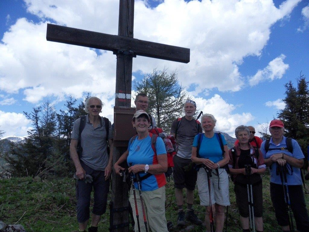 Feldl-Gipfel 1.696 m