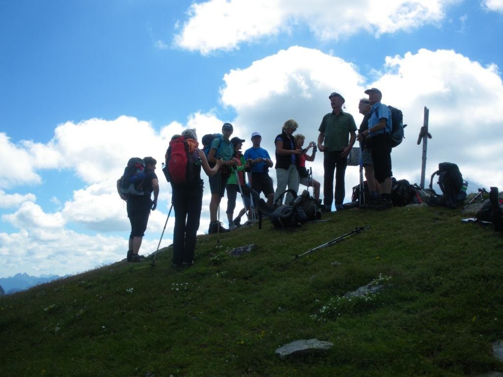 Eisenreich-Gipfel 2.665 m
