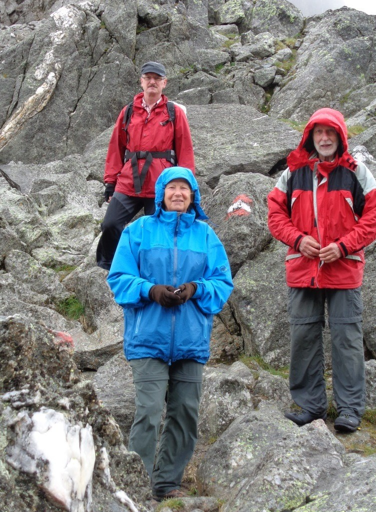 Niedere Gradenscharte (2.796 m)