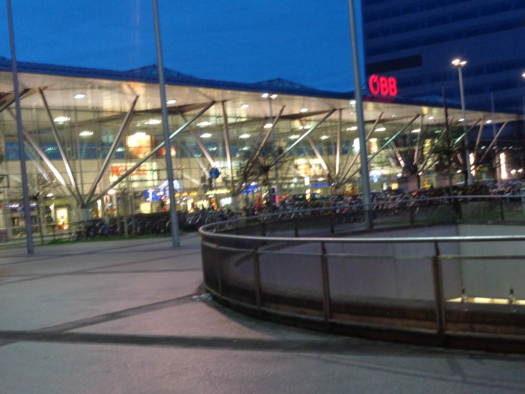 Treffpunkt Hauptbahnhof Linz