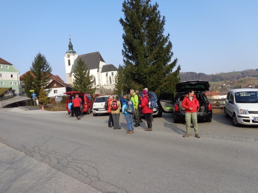 Treffpunkt in Steinbach an der Steyr