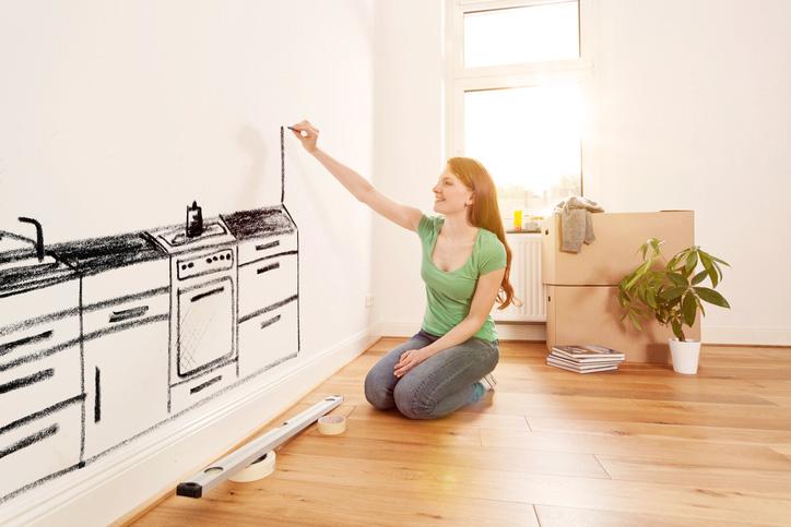 Vorstellungen visualisieren, sei es in einer Zeichnung oder mit einem Prototypen, bringt Ideen einen entscheidenden Schritt weiter
