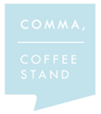 COMMA, COFFEE STAND さま