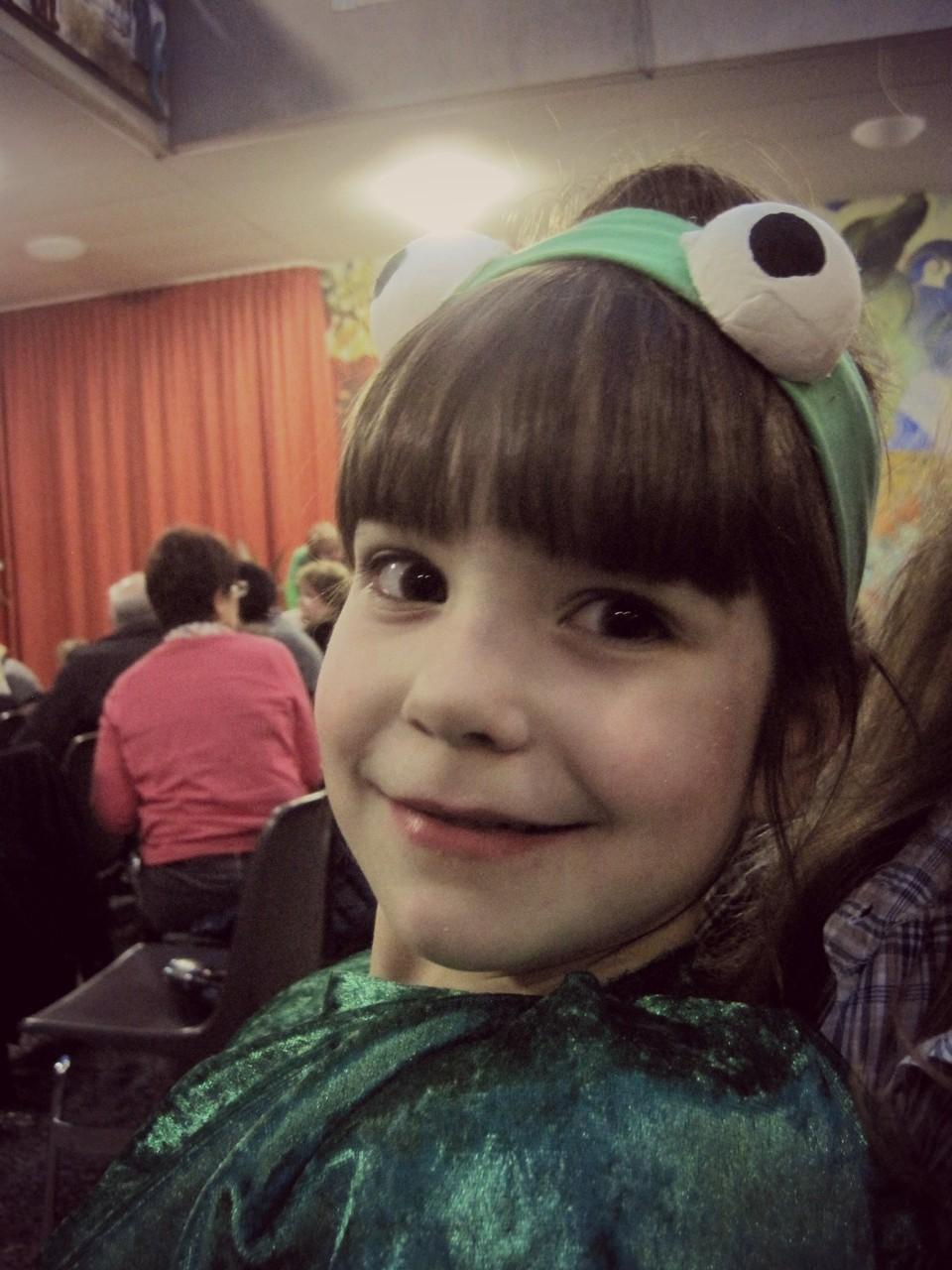 Juliana der Frosch (: