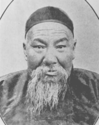 2 - Yang Jian Hou (1847 - 1917)