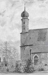 Kirche Burgkirchen
