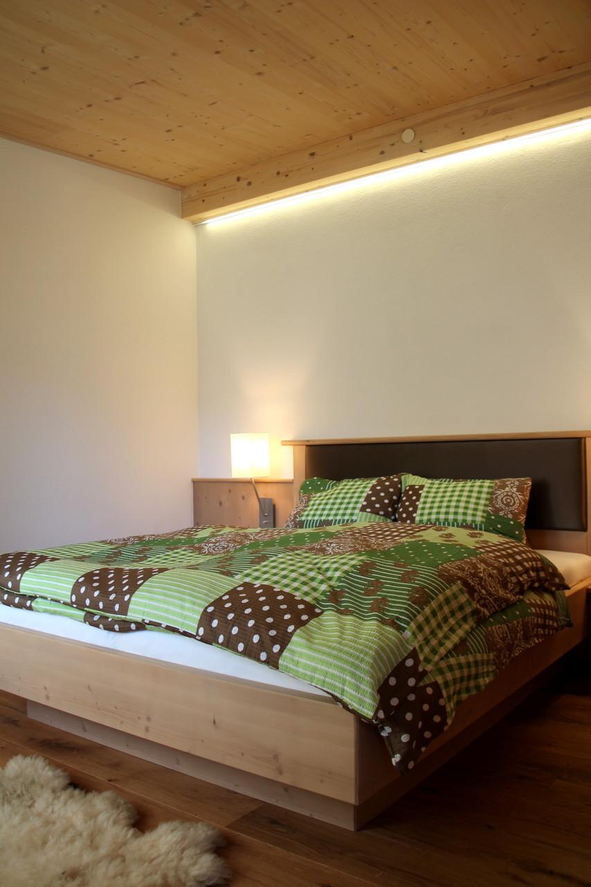 Bedroom Apartment Donnerkogel   ©Christine Bleisch