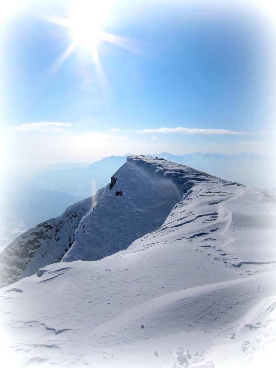 Winterlandschaft  ©Christine Bleisch