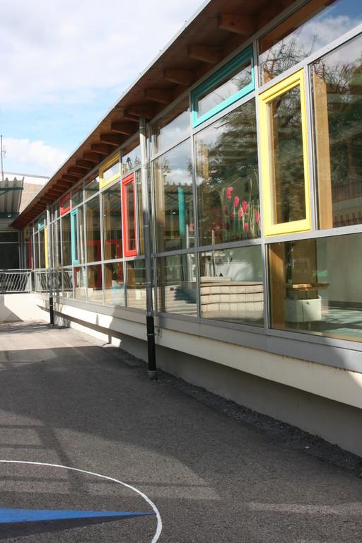 Anbau der Grundschule Ittlingen