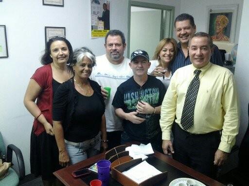 Foto de archivo de 2012. Ninguno ya no tiene vínculos de trabajo con Ojeda Corp