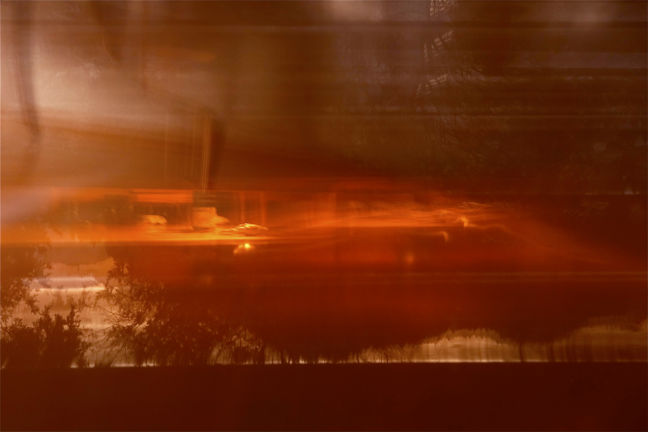 Mars 5 © Karl A. Herrmann. Photographic print under glass / acrylic glass. Prices and editions on request.