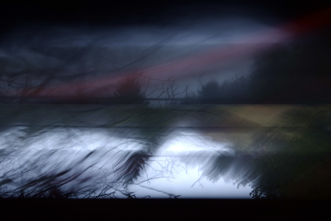Swamp 2 © Karl A. Herrmann. Photographic print under glass / acrylic glass. Prices and editions on request.