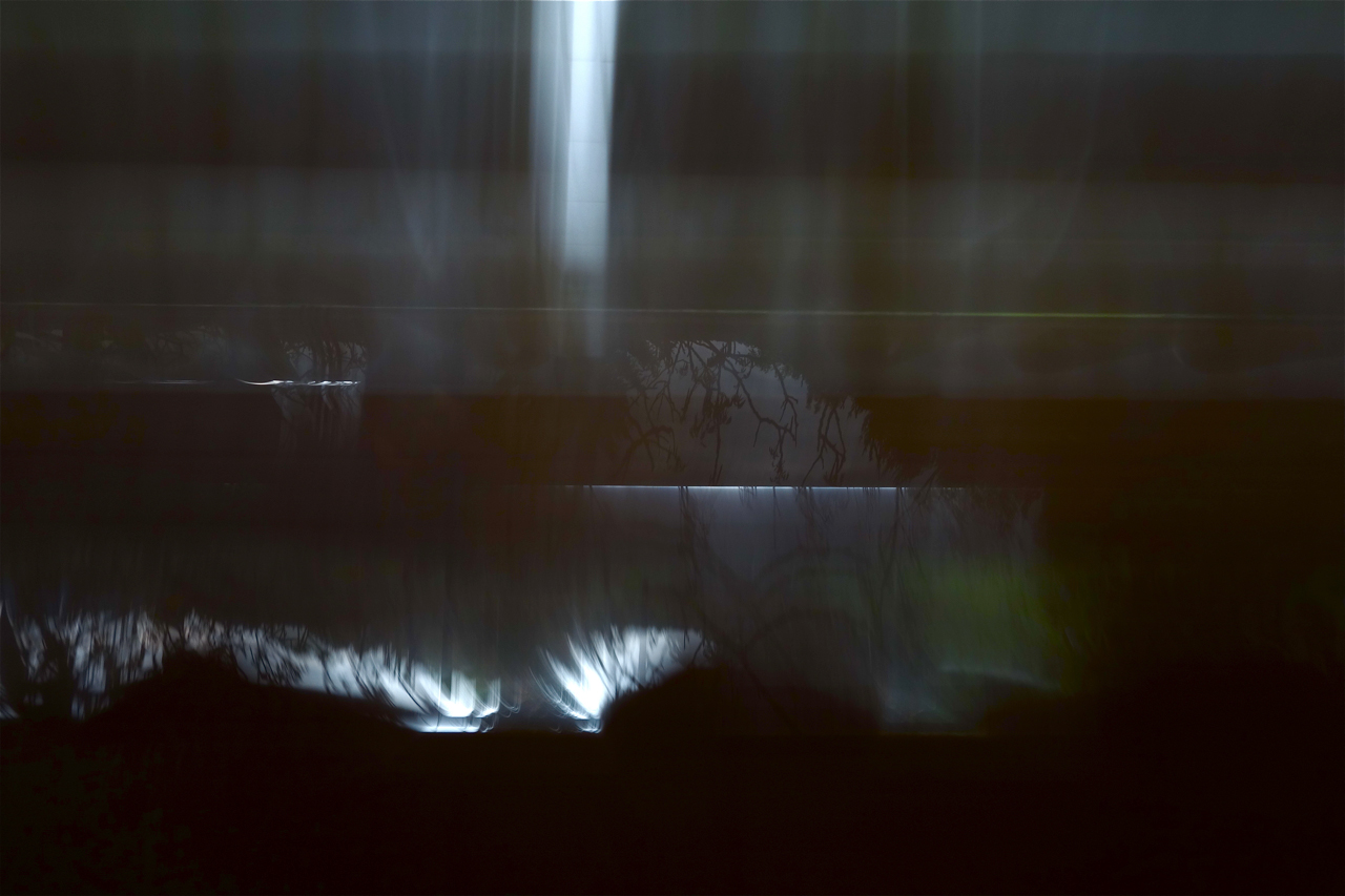 Beyond 3 © Karl A. Herrmann. Photographic print under glass / acrylic glass. Prices and editions on request.