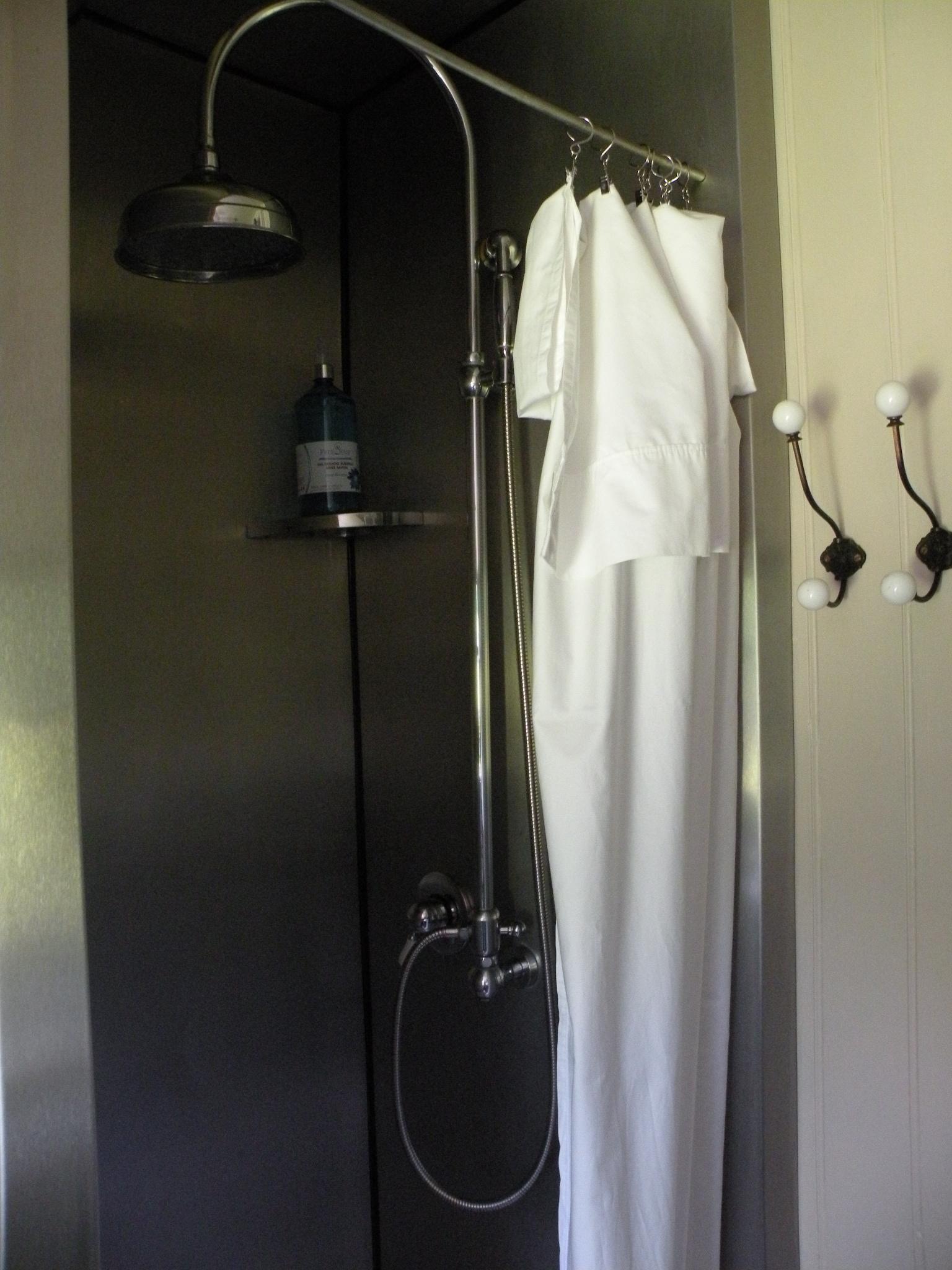 La douche du commandant