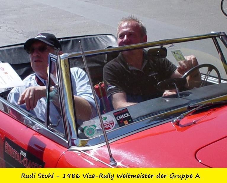 Rudi Stohl (Vize-Rallyweltmeister 1986 Gruppe A)