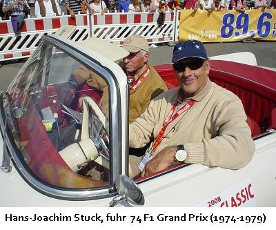 Hans-Joachim Stuck (74 F1 Grand Prix)
