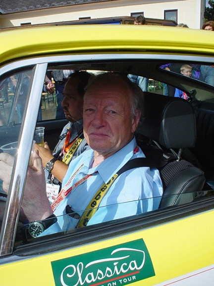 Rauno Aaltonen (Rally Weltmeister 1965)