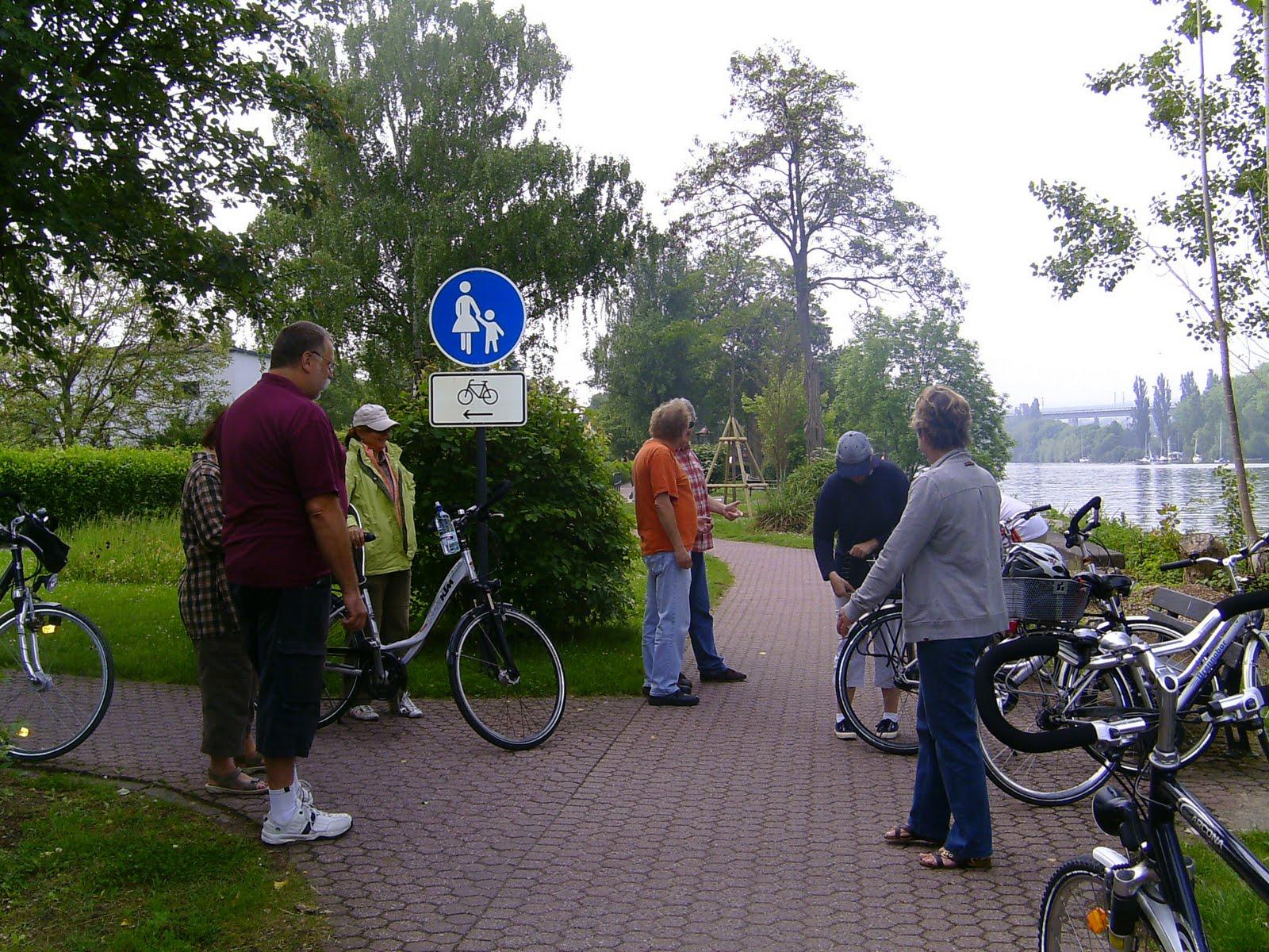 Radtour   2010