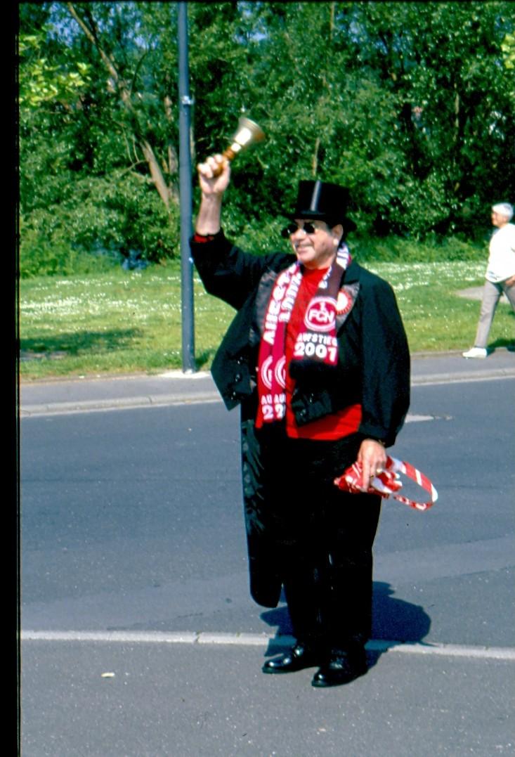 1.FCN-St. Pauli   20.05.2001